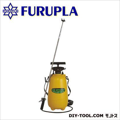 ダイヤスプレー プレッシャー式噴霧器 2頭式  12L用 No.7800