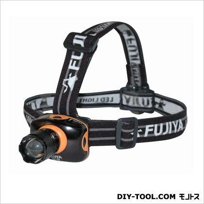 LEDヘッドライト ブラック (FLL-02)