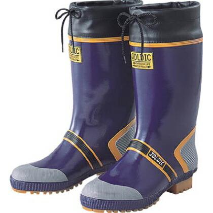 福山ゴム ジョルディックDX-2長靴2 (JDX2-25.5B) (×1)   JDX225.5B