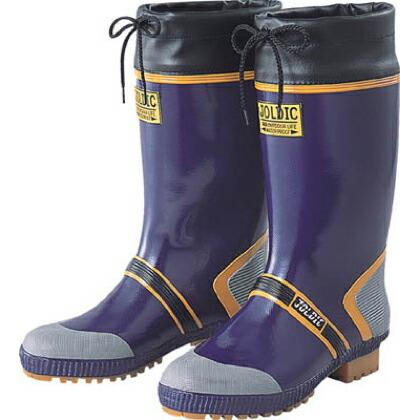 福山ゴム ジョルディックDX-2長靴2 (JDX2-24.5B) (×1)   JDX224.5B
