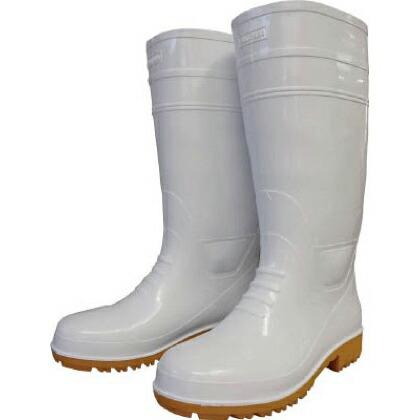 耐油長靴先芯入り ガロア#1ホワイト3L (GLA13LH) 1足