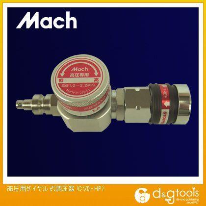 高圧用ダイヤル式調圧器   CVD-HP