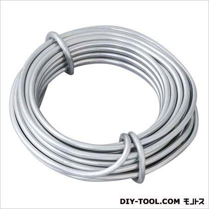 盆栽用アルミ線 シロ 3.5MM  150g巻