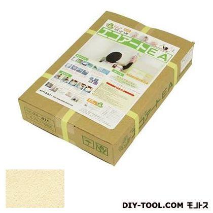 エコアートEA珪藻土(内装専用塗り壁材) コーンシルク 4.7kg EA312