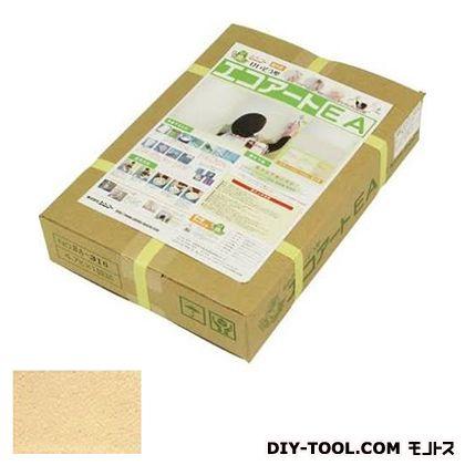 エコアートEA珪藻土(内装専用塗り壁材) ブライトイエロー 4.7kg EA313