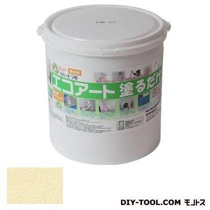 エコアート塗るだけ 珪藻土(内装専用塗り壁材) コーンシルク 5kg EAN712