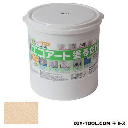 エコアート塗るだけ 珪藻土(内装専用塗り壁材) シェルピンク 5kg EAN716