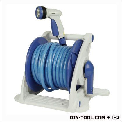 セフティ3 散水ホースリールセット  20M SHR-20M   リール付きホース 散水・潅水用ホース