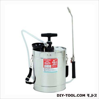 肩掛半自動噴霧器 4L 樹脂ポンプ