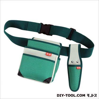 園芸用腰袋3点セット SGB-14