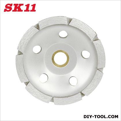 ダイヤモンドカップサンダー 幅135×高さ150mm (SDC-100Sシングル)