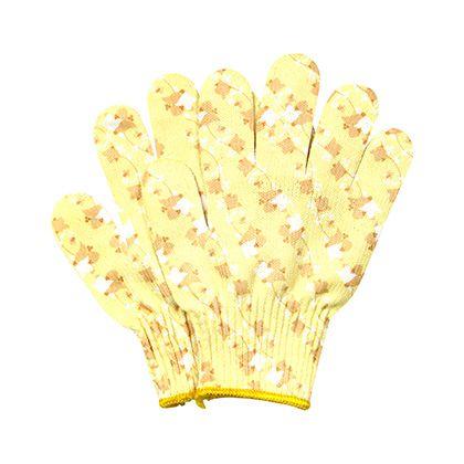 セフティ3 ガーデン軍手 イエロー (S) 軍手 手袋