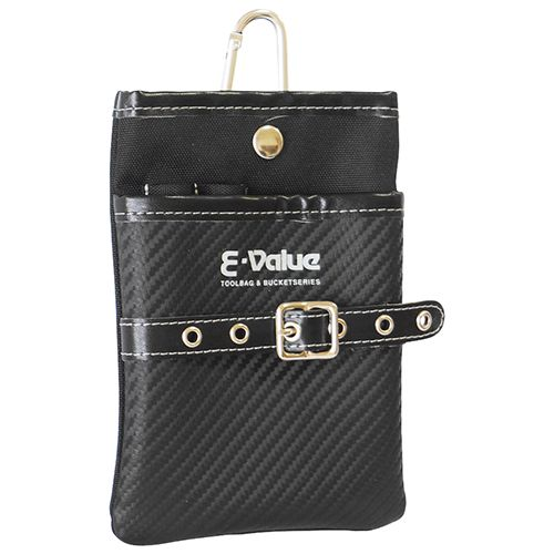 E-Value シザーケース ブラック  E-BK ブラック