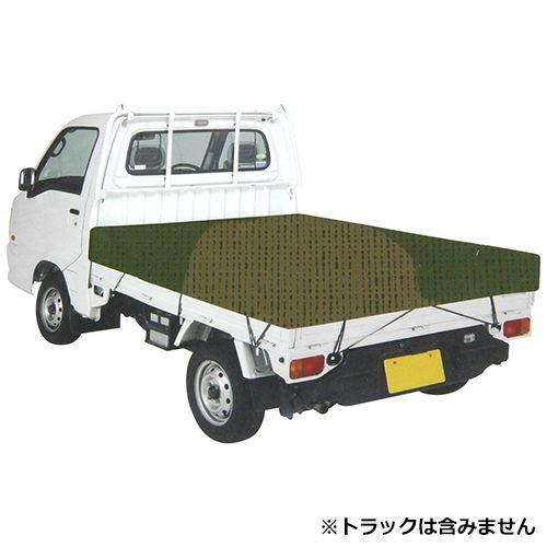 軽トラックシート 迷彩 (SKS-M1721GR)
