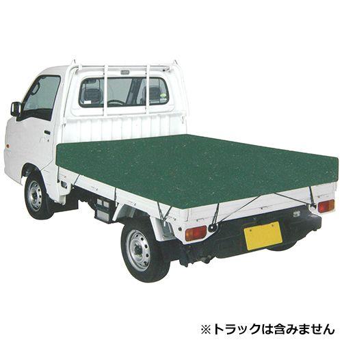 SK11 軽トラックシート 帆布   SKS-H1821GR