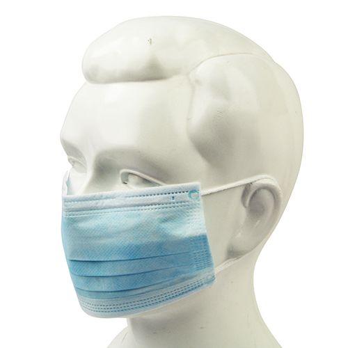 ガーゼ型簡易フェイスマスク (YM-15) 50枚