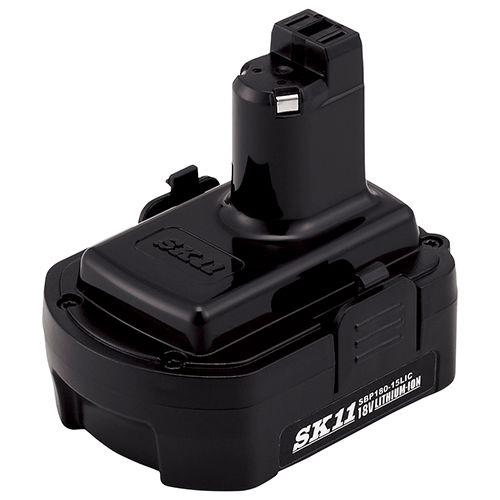 18Vバッテリーパック   SBP180-15LIC