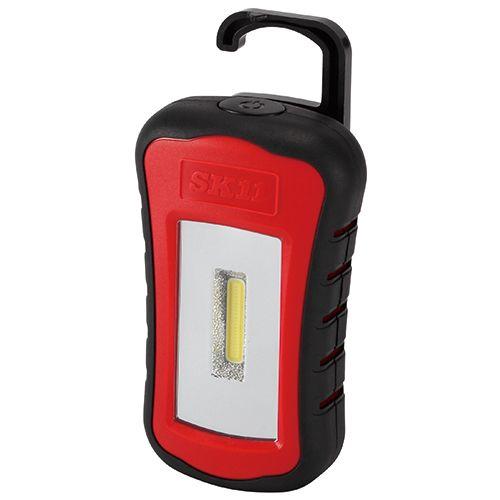 SK11 乾電池式LEDライト1.3W   SLW-13DB-CLC