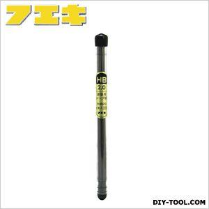 フエキ 建築用シャープペンシル用替芯 HB 黒 2.0mm RHB20-H
