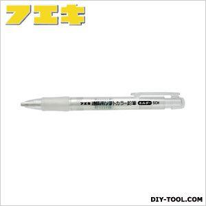 建築用ソフトカラー鉛筆ホルダー 白 (SCH1-H)