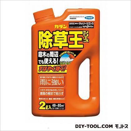 フマキラー 除草王 ザッソージエース  2L    一般除草剤(液体) 除草剤・殺菌剤