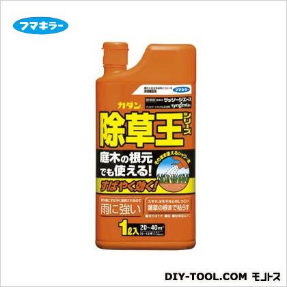 フマキラー カダン除草王ザッソージエース  1L    一般除草剤(液体) 除草剤・殺菌剤