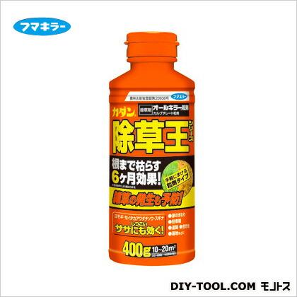 フマキラー カダン除草王オールキラー粒剤 400g 一般除草剤(顆粒) 除草剤・殺菌剤