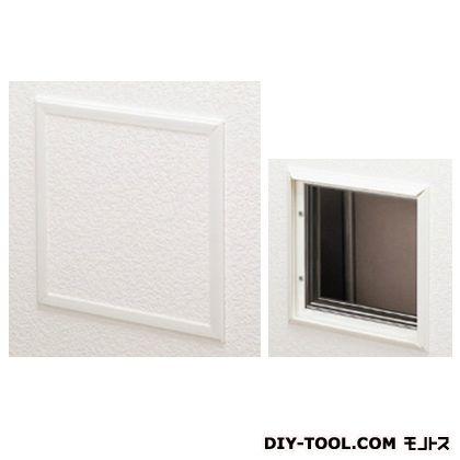 壁用点検口枠N15 オフホワイト 300×300mm(開口寸法322×322mm) (N9530W) 25個