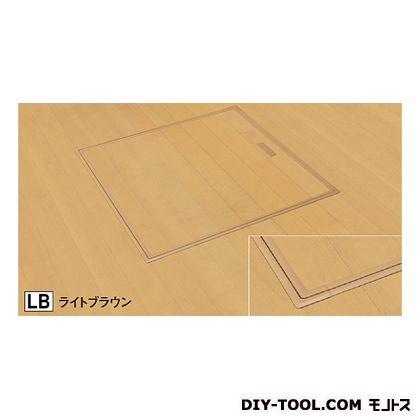 床下収納庫 JS ライトブラウン 622×622×465mm(外寸) JS60LB  台