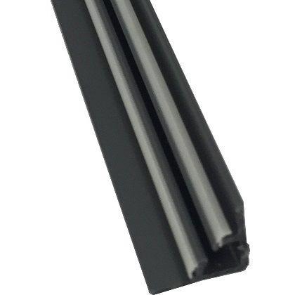 浴室・水廻り用 壁面パネル アルパレージ用入隅S(セパレート) ミルキーホワイト L=2450mm AES2WH 1 セット