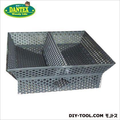 【送料無料】DANTEX スーパーサナペレット燃焼バスケット  W340XD250XH120 PB-340  ストーブ暖房器具・冬向け商品