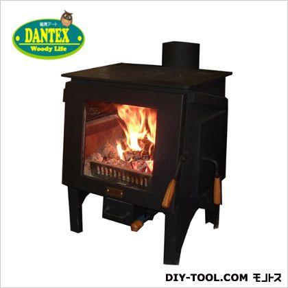 鋼板製ストーブ和暖 WD560SS ブラック W560XD580XH660 (F1012)