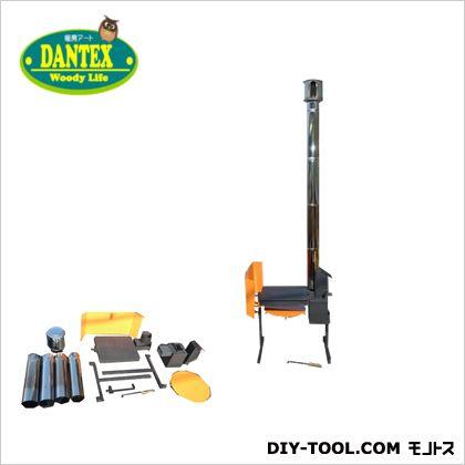 【送料無料】DANTEX ペレット用バーベキューコンロペレ之介   F1075  ストーブ暖房器具・冬向け商品