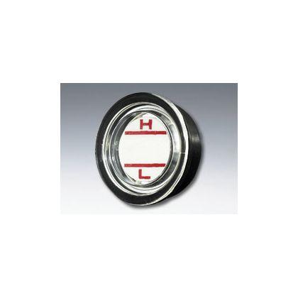 丸型打込(圧入)式オイルゲージ   KDM-40型 1 個