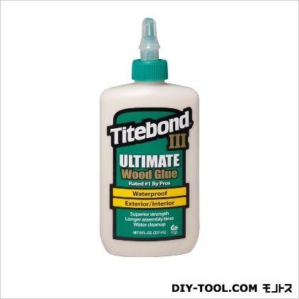 タイトボンド3 アルティメット 木工用接着剤 8oz(260g)