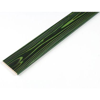 カラーリング天然杉 「UROCO」 サネ無し 浮造り ダークグリーン S12×95×480mm U9