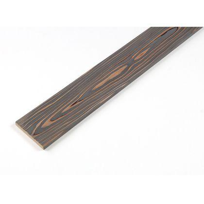 カラーリング天然杉 「UROCO」  サネ無し 焼杉 グレー SS(12X95X230mm) Y11