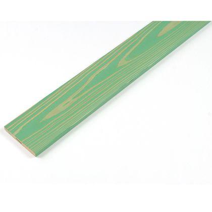 カラーリング天然杉 「UROCO」 サネ無し 浮造り パステルグリーン SS(12X95X230mm) U8