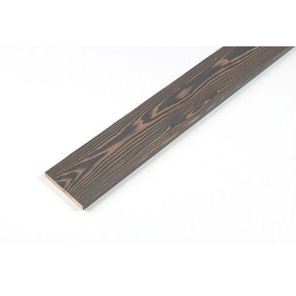 カラーリング天然杉 「UROCO」  サネ無し 浮造り グレー SS(12X95X230mm) U11