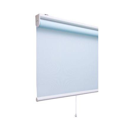 フルネス アルティス 無地 (ロールスクリーン) 103/ブルー W45×H135cm L2503