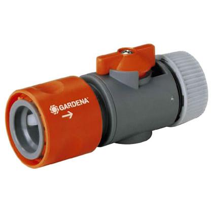 水量調節バルブ付コネクター 継手用   2942-26