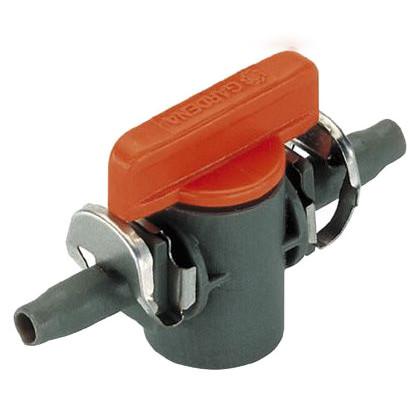 点滴灌水システム用 MS・4.6mmシャットオフバルブ   8357-20 2 個入