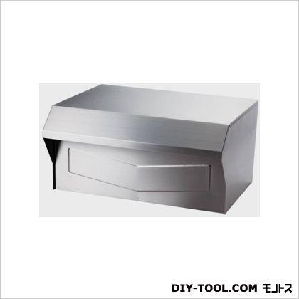 ブロックポスト シルバー W39.0×D30.5×H19.0cm (HS-400)