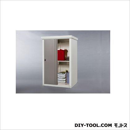 ファミリー物置 daseele(ダシーレ) チタングレー (SRM-0915(TGY)) 3梱包