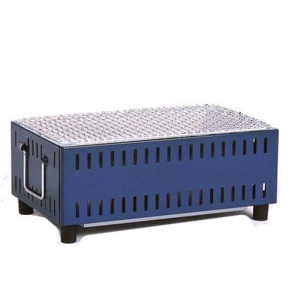 コンパクト卓上七輪 ブルー  UC-350(BL) 1 個
