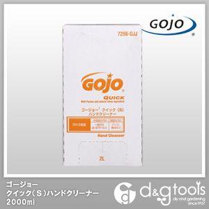 クイックSハンドクリーナー 2000ml 詰め替え用 ディスペンサー用ボックス   7256