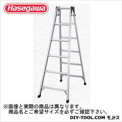 はしご兼用脚立 天板トレイ付 天板高さ1.99m   RC2.0-21