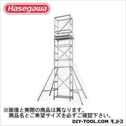 高所作業台 快適ステージ(12241)  全高(m):5.84 STV-3段
