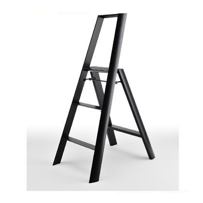 ルカーノ 3-step 踏台(踏み台) ブラック  ML2.0-3(BK)