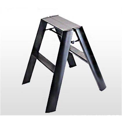 ルカーノ2-step踏台(踏み台) ブラック  ML2.0-2(BK)